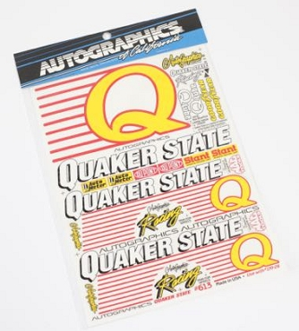 613 Quaker State Decals Ver2