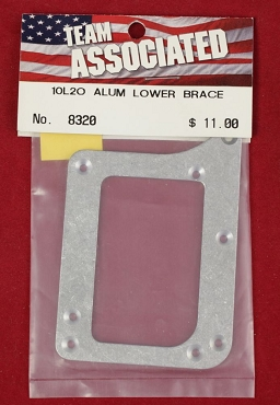 8320 10L20 Alum Lower Brace