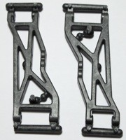 9108 B3 Front Suspension Arms Carbon