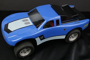 BL2266 Trophy Truck Body