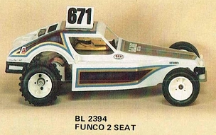 BL2394 Funco 2 Seater Body