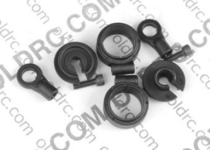 a5023 Shock Spring Clamps Cups