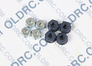 a6303 10-32 Locking Nuts Grey