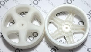 a7040 XX 5 Spoke Front Wheels