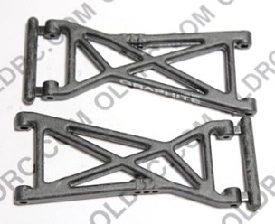 a9735 XX4 Graphite Front Arms