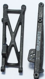 a9811 Rear Arms Graphite XXXNT